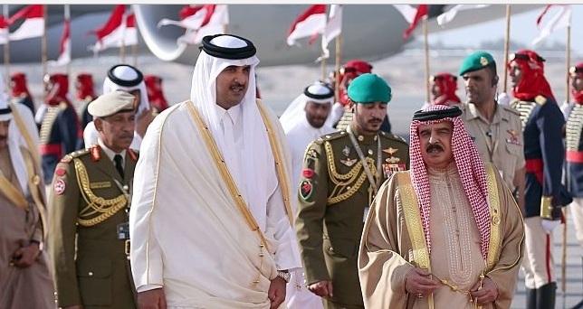 ما بين نظامي البحرين وقطر.. قصّة ودّ انقلبت إلى اتهامات بالتواطؤ!! | منامة بوست